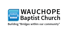 Wauchope Baptist Church Logo