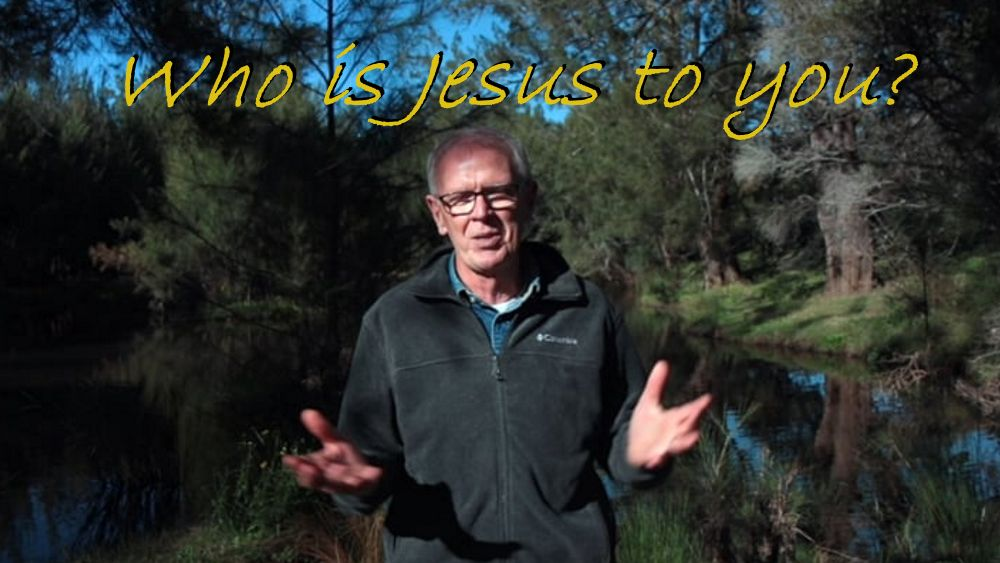 Who is Jesus to you? Image